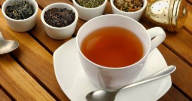 čaj tea