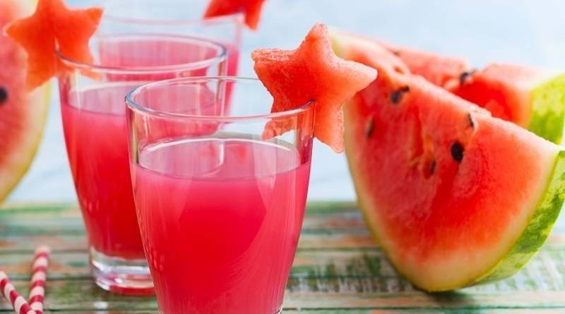 lubenica, detoksikacija, ljeto, koža