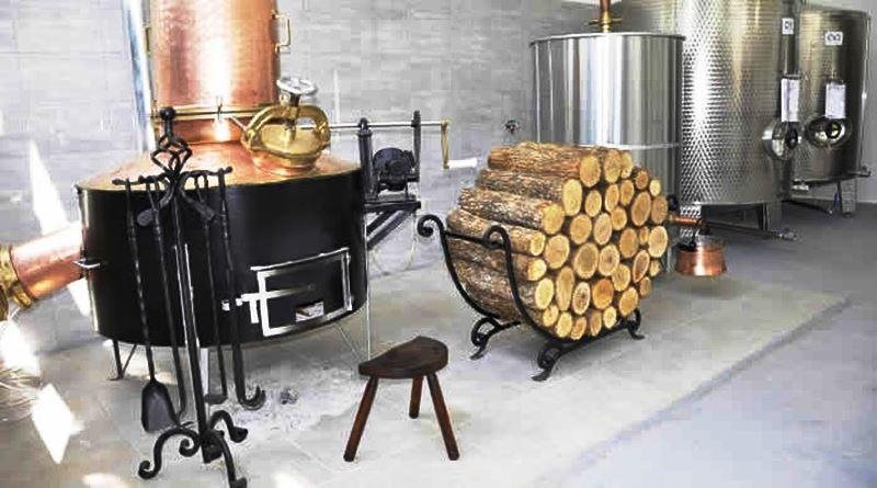 Pečenje rakije ili destilacija